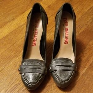 True Religion Hathaway Loafer Size 10M